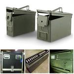 Ammo Can, Shipping Container, Arms Rack