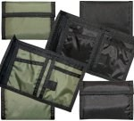 Nylon Commando Wallets