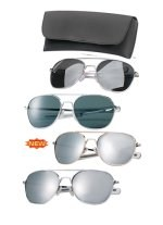 G.I. Type 58mm Pilots Aviator Sunglasses