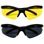 Polycarbonate Lens Sports Glasses