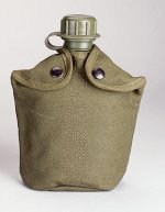 Heavyweight Canvas Canteen Cover