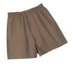 G.I. Type Mens Brown Boxer Shorts
