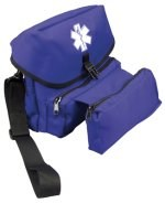 EMT Medical Field Kit - Blue