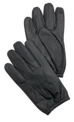 Police Kevlar Lined Gloves