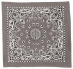 Grey Trainmen Bandana
