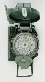O.D. Military Marching Compass