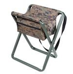 WOODLAND DIGITAL DELUXE STOOL WITH POUCH