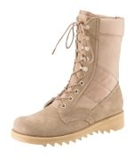 Desert Tan Ripple Sole Jungle Boot