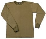 Long Sleeve T-Shirt - Olive Drab