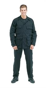 BDU Pants - SWAT Cloth - Black