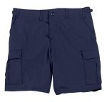 Ultra Force Midnite Blue BDU Combat Shorts