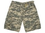 Ultra Force Army Digital Camo BDU Shorts