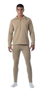 Thermal Gen III Level II Tops And Bottoms - Desert Sand