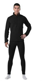 Thermal Gen III Level II Tops And Bottoms - Black