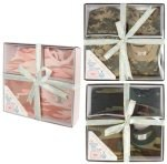Infant Camo Gift Sets- Woodland, Pink Camo, ACU Digital