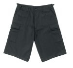 Ultra Force Black Xtra Long Fatigue Short