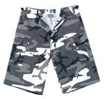 Ultra Force City Camo Xtra Long Fatigue Short