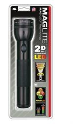 MAGLITE LED 2 D CELL FLASHLIGHT