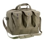 G.I. Type Canvas Medical Equipment/Mag Bags