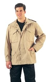 M-65 Field Jacket - Solid -  Khaki