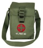 Platoon Leader's First Aid Kit