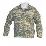 Jacket, Wind, Cold Weather, GEN III, Level 4 Top, Universal Camouflage ACU Pattern