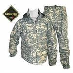 TROUSERS ONLY, Extreme Cold/ Wet Weather, Level 6, GEN III, Universal Camouflage ACU Pattern