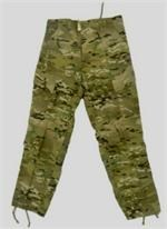 Trouser, Army Combat Uniform, Flame Resistant, Multicam