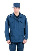 M-65 Field Jacket - Solid - Navy Blue