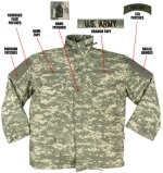 M-65 Field Jacket - Camo - ACU Digital
