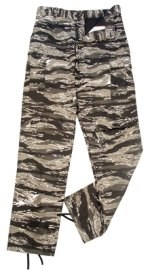 Ultra Force Urban Tiger BDU Pants