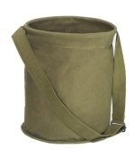 Large O.D. Canvas Water Bucket