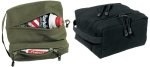 Dual Compartment Travel Kit Bags