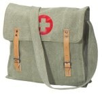 Shoulder Bag - Medic - Vintage Olive Drab