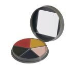 G,I. Type 5-Color Camo Face Paint Compact
