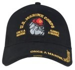 Low Profile Cap - Marine Deluxe - Bulldog