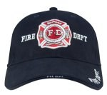 Low Profile Cap - Fire Department Deluxe