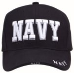Low Profile Cap - Navy Deluxe