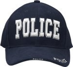 Low Profile Cap - Police Deluxe - Navy Blue