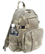 Backpack - Vintage - Mini - Woodland Camo