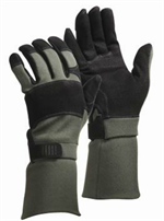 Gloves, Max Grip NT, W/Sleeve, Sage Green