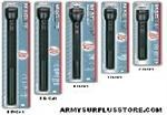 Maglite Flashlights - D Cell
