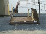 Dock Lift, PLD-50, 5,000 lb Capacity, $4950.00