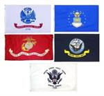 Military Flags, Five Branch Bundle
