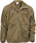 Jacket Fleece Weight, Cold Weather (GEN III) Coyote Brown