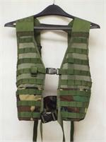 MOLLE II Vest, Fighting Load Carrier, Woodland Camouflage