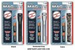 AA Mini-Maglite Holster Combo Packs