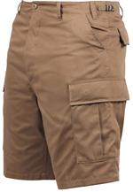 BDU Shorts-Coyote
