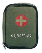 Military Zipper First Aid Kit