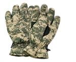 ARMY DIGITAL CAMO THINSULATE GLOVES